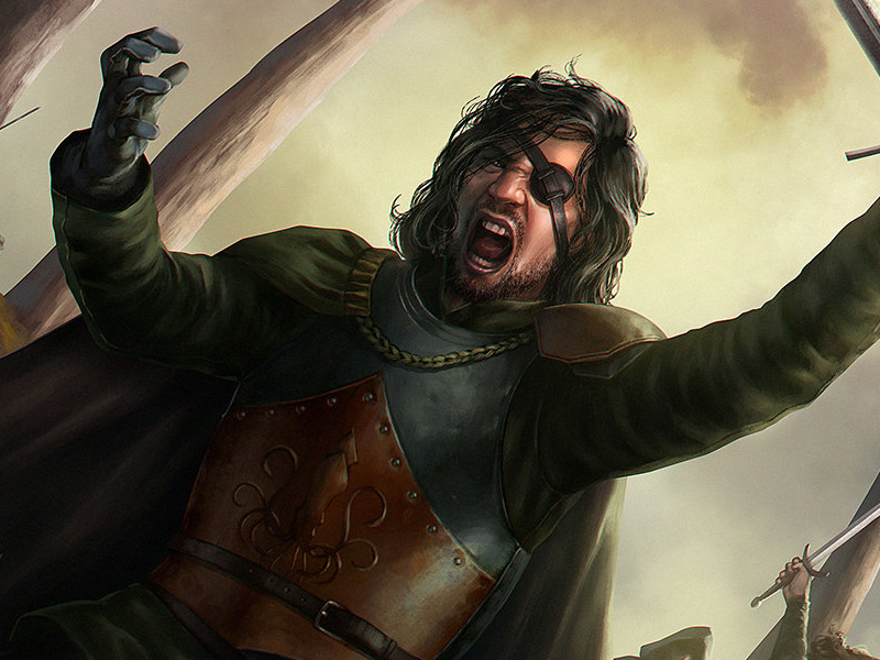 "GAME OF THRONES | Perfil de personagem: Euron Greyjoy ""Olho de Corvo"" – parte 2!"