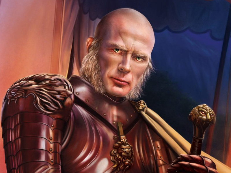 GAME OF THRONES | Perfil de personagem: Tytos Lannister!