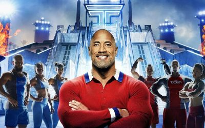 THE TITAN GAMES | Competição física com The Rock estreia no FX!