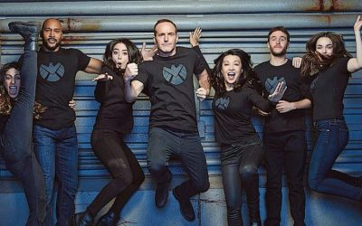 AGENTS OF SHIELD | Entrevistamos o elenco durante a SDCC!