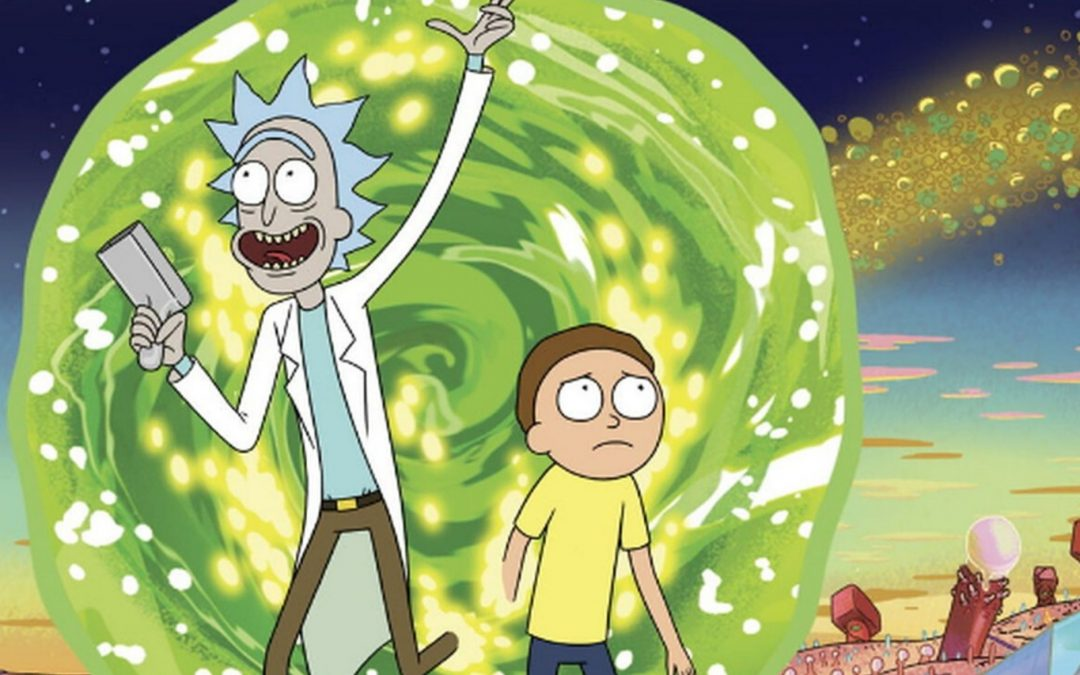 RICK AND MORTY | Animação será exibida no HBO MAX!