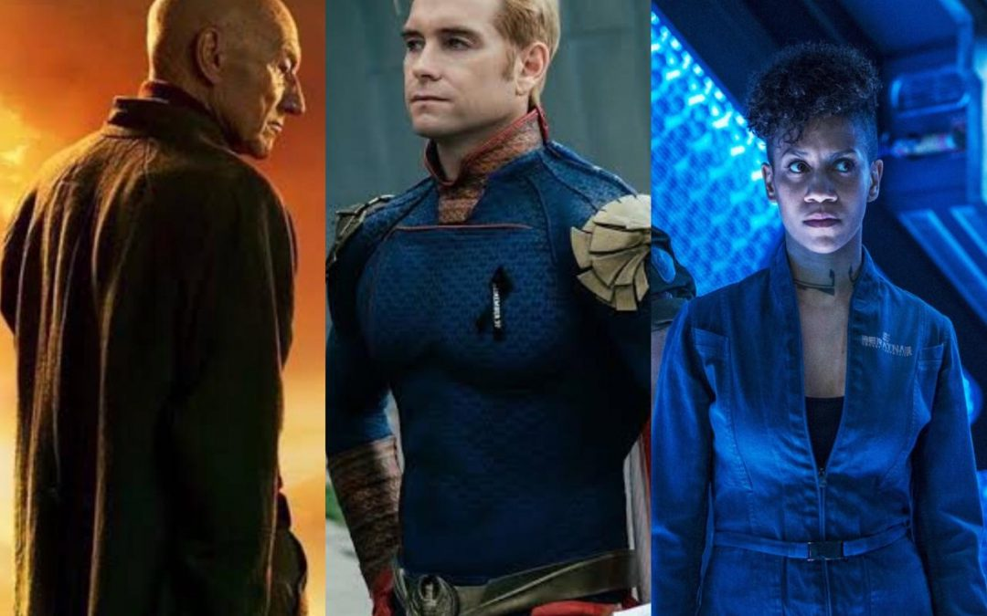 CCXP | Amazon marca presença no evento com The Boys, The Expanse e Star trek Picard!