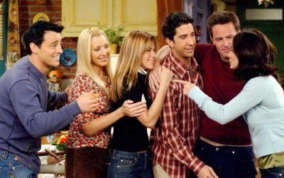 YOUTUBE | Como vai ser o especial de Friends na HBO?