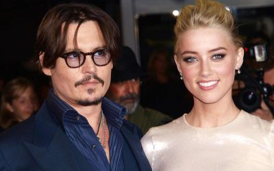YOUTUBE | Histeria coletiva: Johnny Depp e Amber Heard!