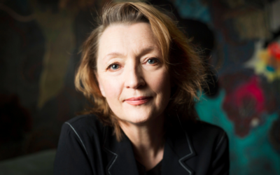 Lesley Manville será a Princesa Margaret em The Crown