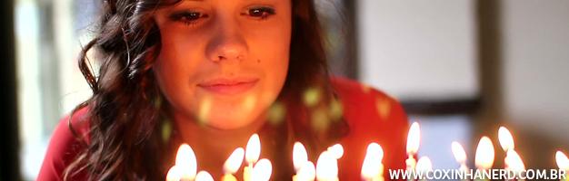 soprar vela de bolo