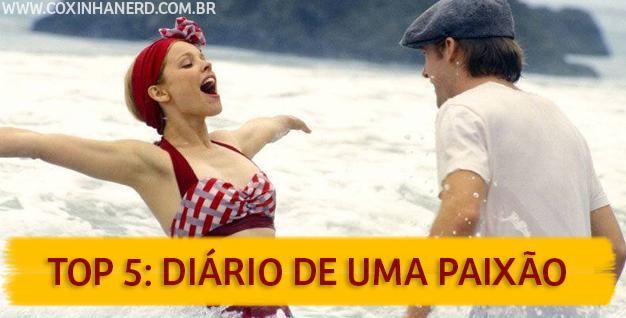 DIARIO DE UMA PAIXAO