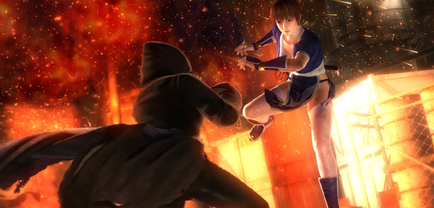Dead or Alive 5 Last Round!