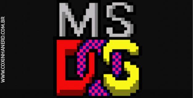 Uma forma incrível de matar saudade do DOS!
