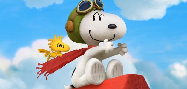 A incrível evolução do Snoopy!