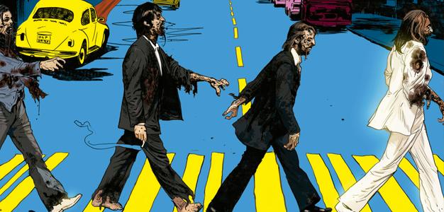 #DicadeLivro – Zumbeatles: Paul está morto-vivo!
