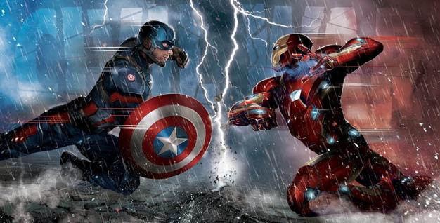 Seu guia completo para Marvel: Guerra Civil!