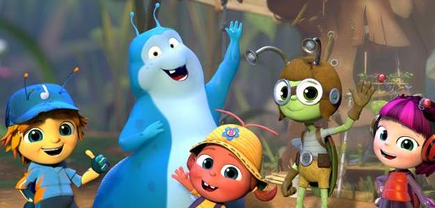 Meet Beat Bugs: série original Netflix inspirada nos Beatles!