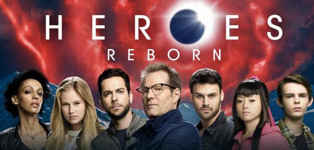 Motivos para você NÃO assistir Heroes Reborn!