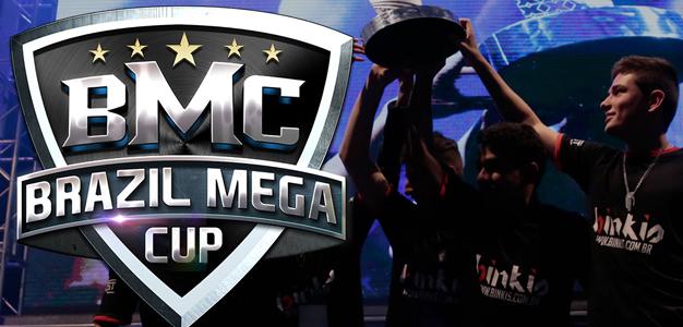 Inscrições abertas para a Brazil Mega Cup!