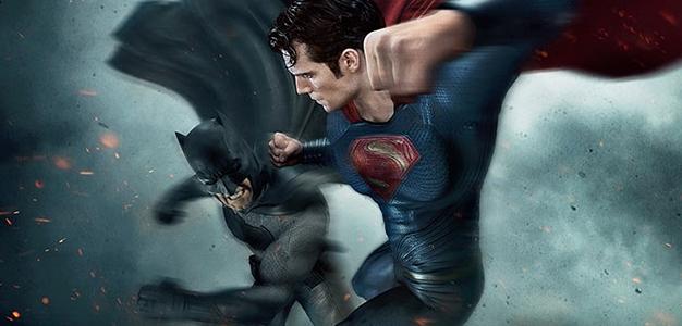 Quer ganhar um super kit Batman vs Superman?
