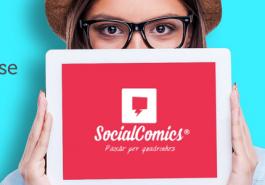 Catarse fecha parceria com Social Comics!