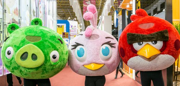 De 05 a 08 de abril vai rolar a Feira Brasileira de Brinquedos!