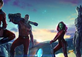 Guardiões da Galáxia: Rocket & Groot na Iron Studios!
