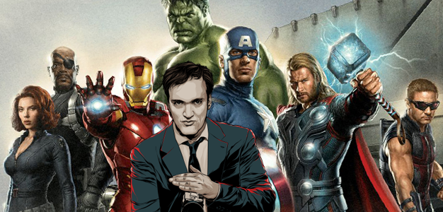 The Hateful Avengers – A Tarantino Mashup!