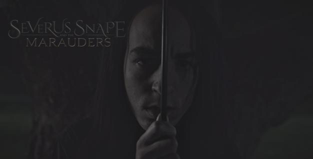 Severo Snape e os Marotos!