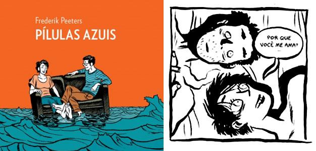 4 quadrinhos para casais apaixonados!