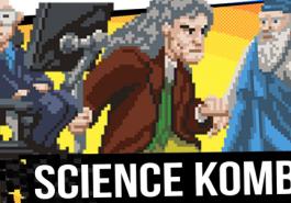 Science Kombat: maior game da história da ciência!
