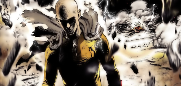 Dica de Anime – One Punch Man!