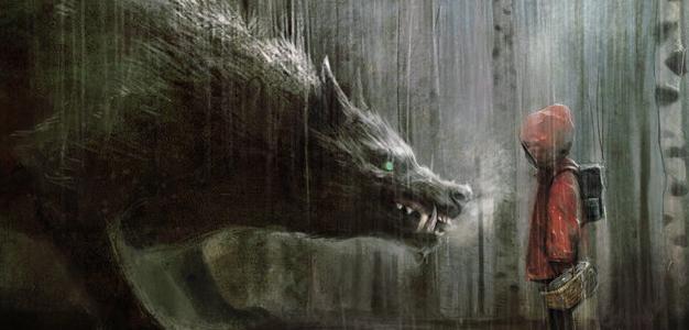 #DicaDeLivro – Outro conto sombrio dos Grimm!