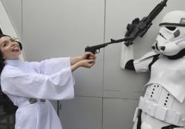 Como fazer cosplay de Star Wars?