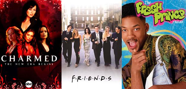 5 séries nostálgicas para ver na Netflix!
