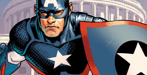 Capitão América: o dia em que mataram a referência?