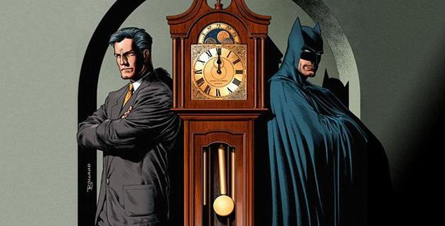 Você conhece a história do Batman?