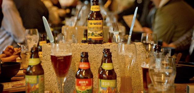 Lançamento das novas cervejas da Bohemia!