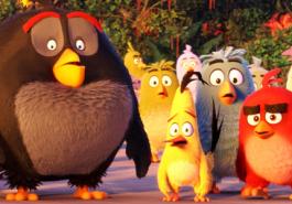 UCI Cinemas cria combo exclusivo de Angry Birds!