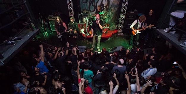 Noite do Metal no Rio de Janeiro!
