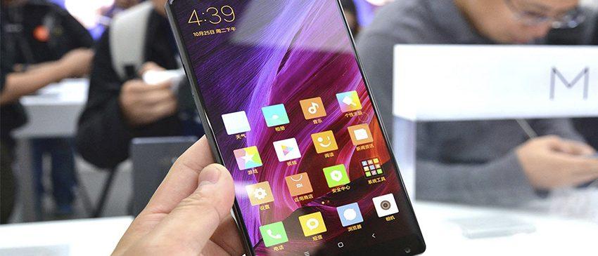 Xiaomi balança o mercado com o Mi Mix!