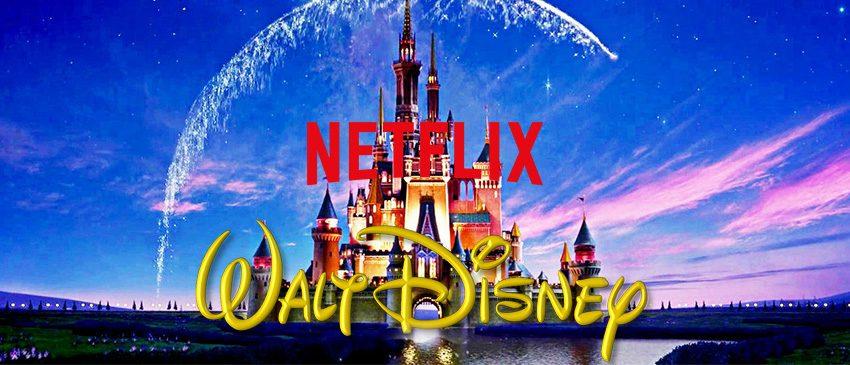 Disney pode comprar a Netflix e garantir mais felicidade!