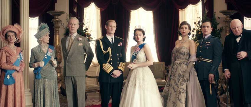Série original Netflix The Crown ganha novo trailer!