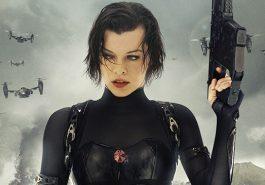 O teaser do adeus de Resident Evil aos cinemas!