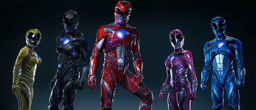 O site da escola dos Power Rangers está online!