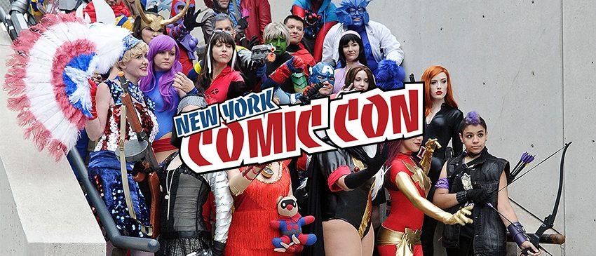 Os mais incríveis Cosplayers da New York Comic Con!