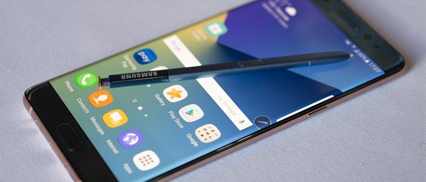 Samsung pede para que não usem mais o Galaxy Note 7!