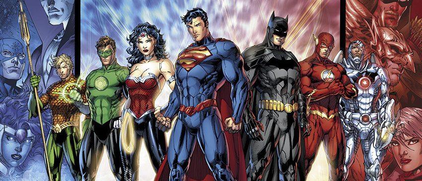 As melhores animações da DC Comics!