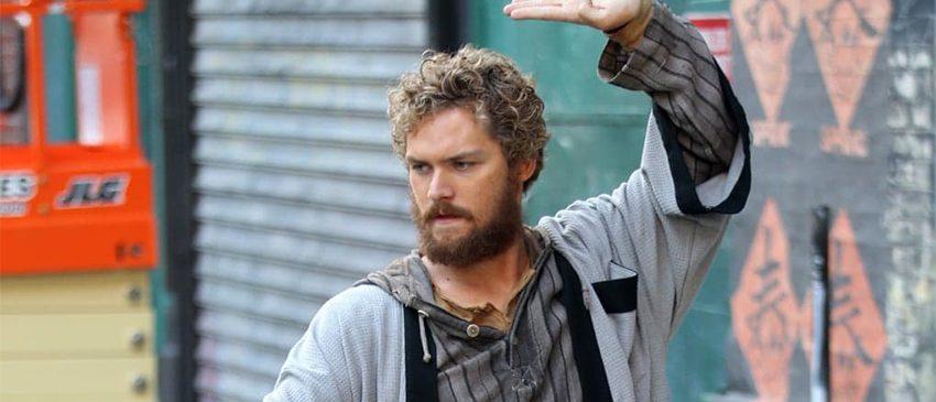 Netflix confirma data de estréia de Punho de Ferro!