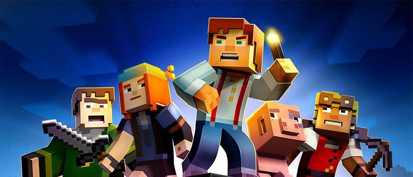 Primeiro episódio de Minecraft pela Telltale está GRÁTIS!