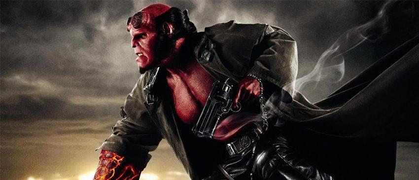 Felicidade define! Novas HQ's de Hellboy serão lançadas em 2017!
