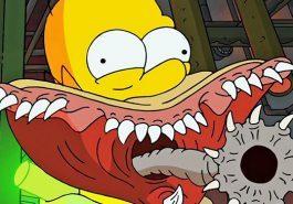 Os mais bizarros episódios de Halloween dos Simpsons!