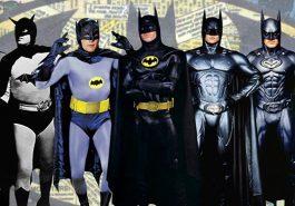 Batmans reunidos em A Liga Batman!