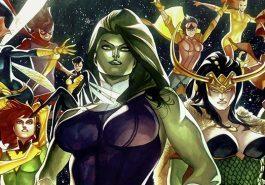 A imensa importância da igualdade de gêneros na Marvel!